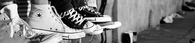 Hustorie firmy Converse