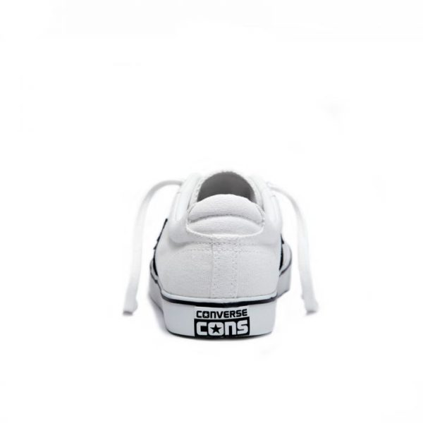 Converse boty Star Player Cons Vulc White back