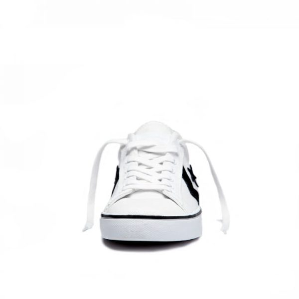 Converse boty Star Player Cons Vulc White front