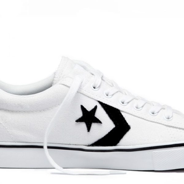 Converse boty Star Player Cons Vulc White main