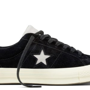 Converse boty One Star Tropical Feet Black main