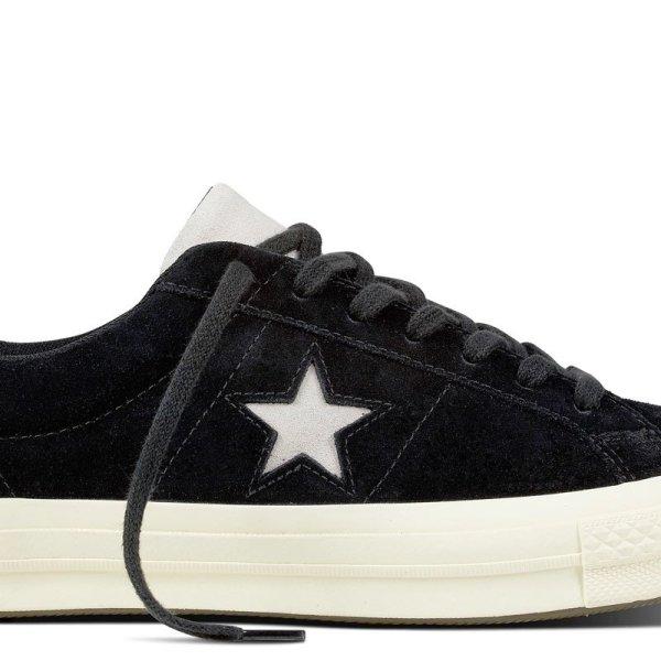 Converse boty One Star Tropical Feet Black main