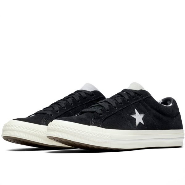 Converse boty One Star Tropical Feet Black pair
