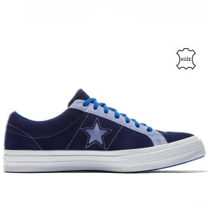 Converse Boty Panské One Star Carnival Blue Low Top right