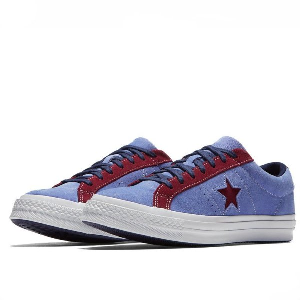 Dámské tenisky Converse One Star Carnival Perwinkle pair