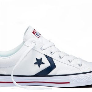Converse boty Star Player OX White Navy main