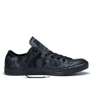 Converse boty Chuck Taylor Jacquard Ox Storm Wind right