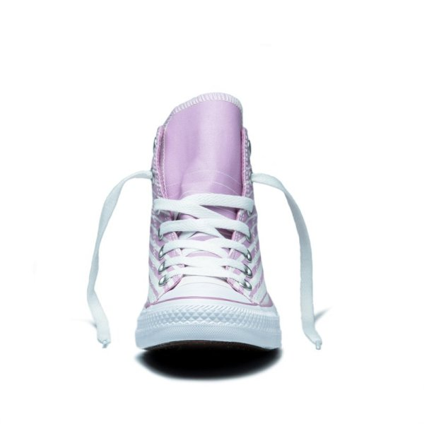 Converse boty All Star Powder Stripes front