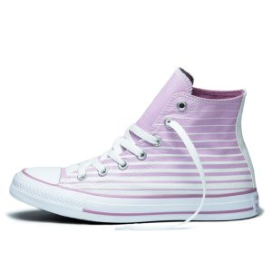 Converse boty All Star Powder Stripes left