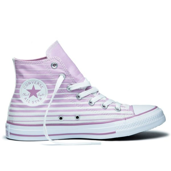 Converse boty All Star Powder Stripes right