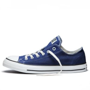 Converse Boty Chuck Taylor All Star Roadtrip Blue left