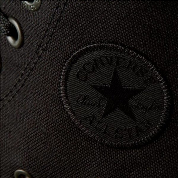 Converse boty Chuck Taylor II Black Monochrome detail1