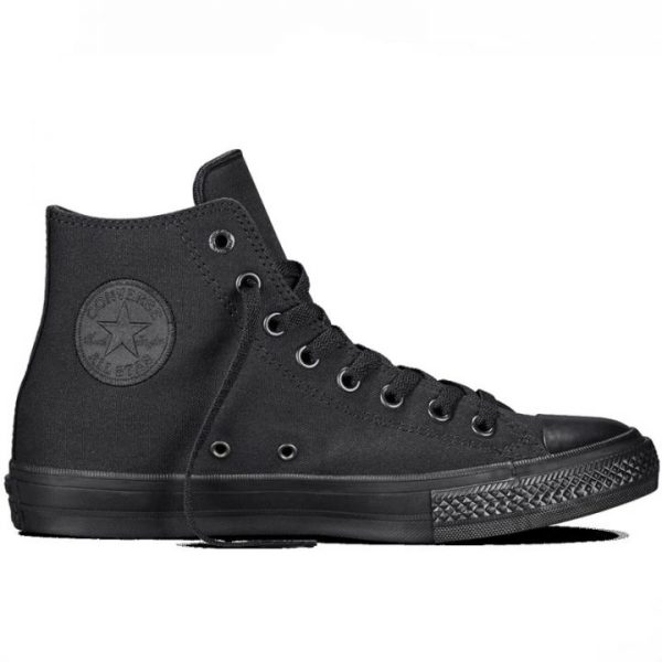 Converse boty Chuck Taylor II Black Monochrome right