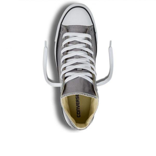 Converse boty Chuck Taylor All Star Hi Gunmetal top
