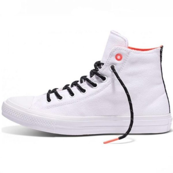 Converse boty Chuck Taylor II Counter Climate White left
