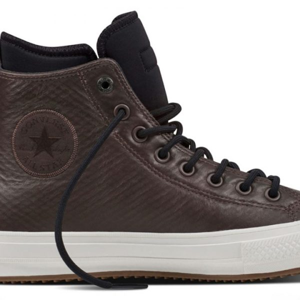 Converse boty All Star Boot PC Brown Leather main