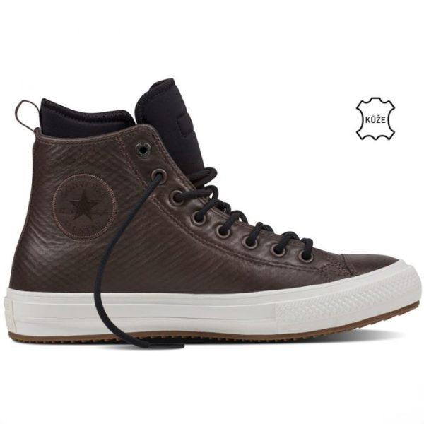 Converse boty All Star Boot PC Brown Leather right