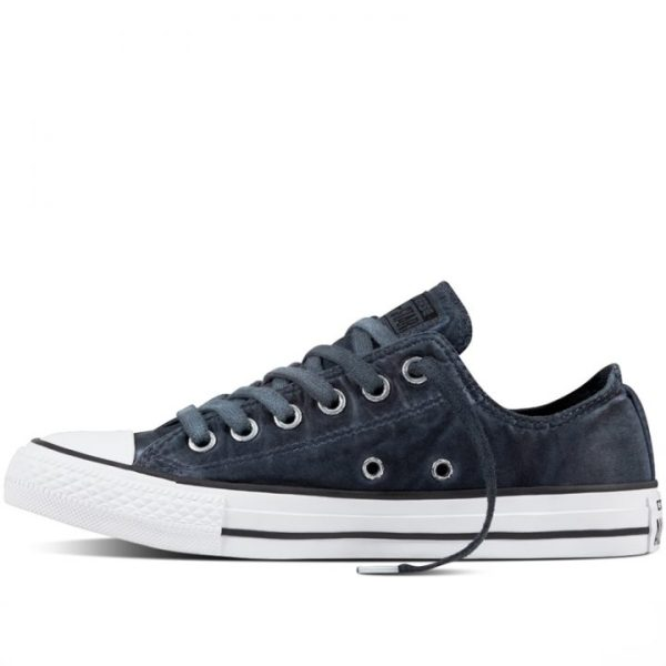 Converse boty Chuck Taylor All Star Kent Wash Low left
