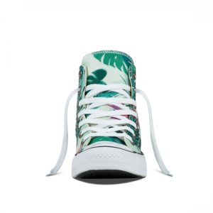Converse boty Chuck Taylor All Star Tropical Print tront