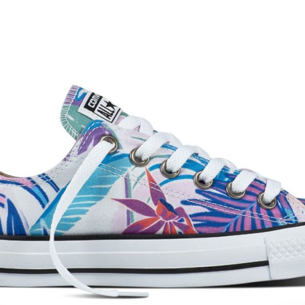 Converse boty Chuck Taylor All Star low Tropical Print main