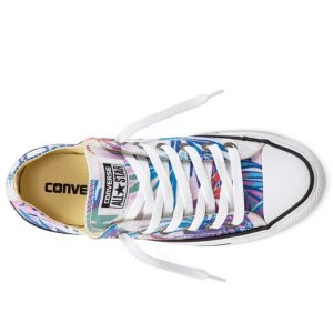 Converse boty Chuck Taylor All Star low Tropical Print top