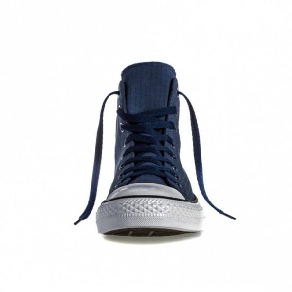 Boty Converse Chuck Taylor All Star Classic Hi Perf Ripstop Athletic Navy front