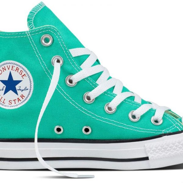Converse boty Chuck Taylor All Star Fresh Colors Menta main