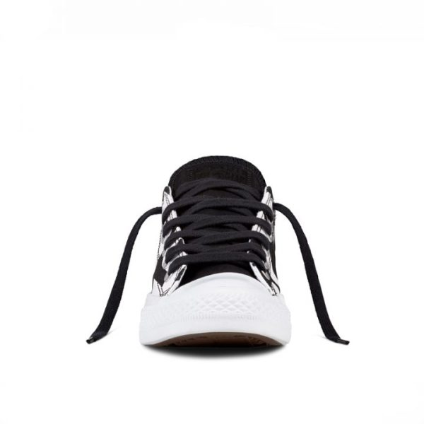 Boty Converse Chuck Taylor All Star Wordmark Low Black front