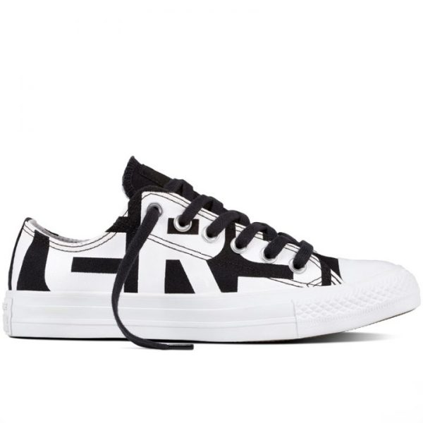Boty Converse Chuck Taylor All Star Wordmark Low Black right