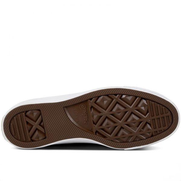 Boty Converse Chuck Taylor All Star Wordmark Low Black sole