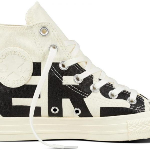 Converse boty Chuck Taylor All Star Wordmark High Egret main