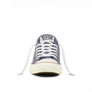 Boty Converse Chuck Taylor All Star Stone Wash Ox Navy front