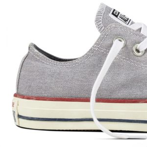 Boty Converse Chuck Taylor All Star Stone Wash Ox detail