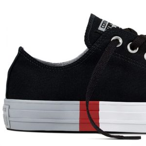 Boty Converse Chuck Taylor All Star Colorblock Ox Black detail