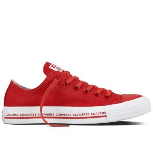 Converse boty Сhuck Taylor All Star Wordmark Red Low right
