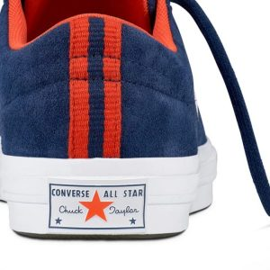 Boty Converse One Star Suede Modler Star Navy detail1