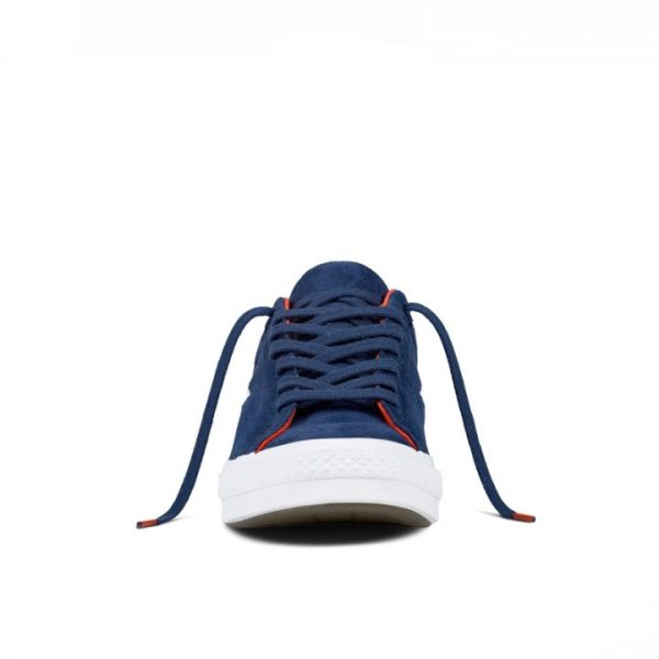 Boty Converse One Star Suede Modler Star Navy front