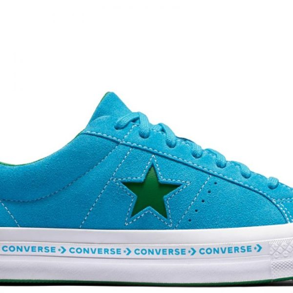 Converse boty One Star OX Hawaiian Ocean main