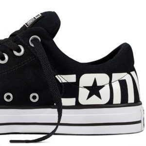 Converse boty Chuck Taylor All Star Street Canvas Black detail1