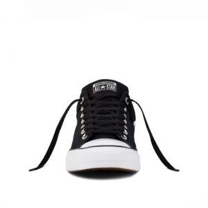 Converse boty Chuck Taylor All Star Street Canvas Black front