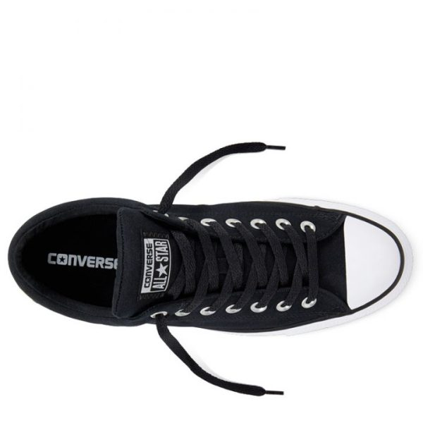 Converse boty Chuck Taylor All Star Street Canvas Black top