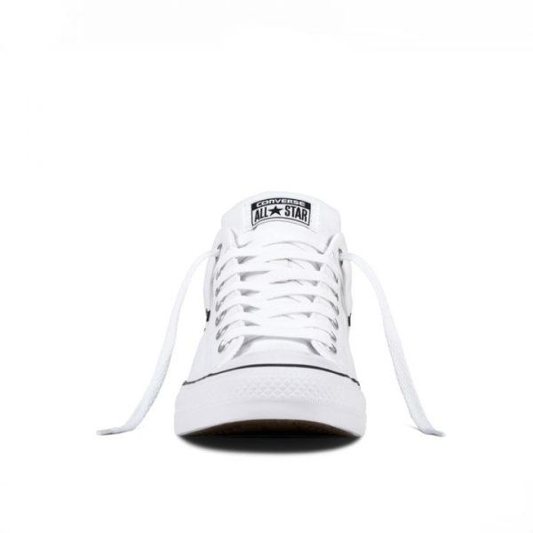 Converse boty Chuck Taylor All Star Street Canvas white front