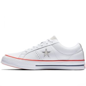 Boty Converse One Star Heritage Low Top White left