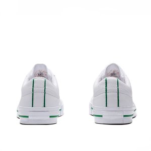 Converse boty One Star Ox Leather White back