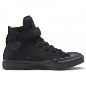 Converse boty Chuck Taylor Brea Neoprene Black right