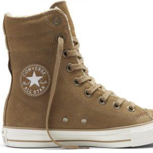 Converse zimní boty Chuck Taylor All Star Hi-Rise Sand Dune main