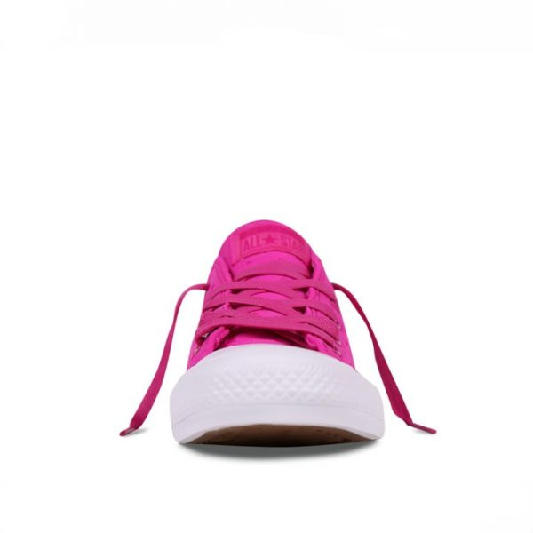 Converse boty Chuck Taylor All Star II Shield Lycra Pink front