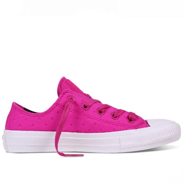 Converse boty Chuck Taylor All Star II Shield Lycra Pink right