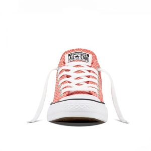 Boty Converse Chuck Taylor All Star Waven Low Ultra Red front