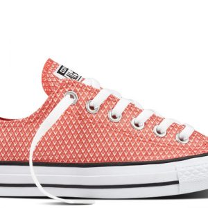 Boty Converse Chuck Taylor All Star Waven Low Ultra Red main